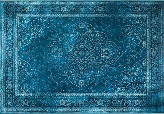 Perzisch Tapijt Blauw : Perzische tapijten in blauw − 8 producten van 4 merken stylight