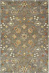 Kaleen Rugs Helena Collection 3215-102 Pewter Green 8 x 10 Handmade Rug