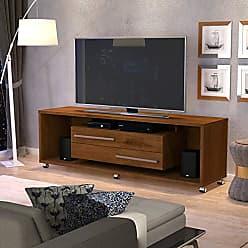 JB Bechara Rack para TV JB 5522 Sala 2 gavetas