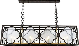 Urban Classic Trinity 1526G54 Chandelier Antique Glass - 1526G54ACAG
