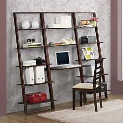 4D Concepts Arlington Desk with Bookcases - 89805