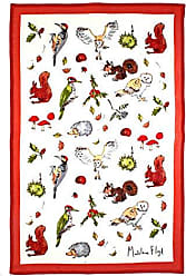 Ulster Weavers Madeleine Floyd Woodland Linen Tea Towel