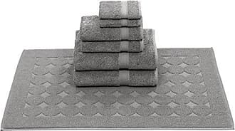 Linum Home Textiles SN96-7CD Bath Towel, Dark Grey