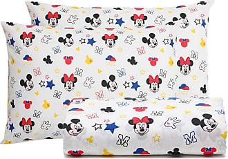 Disney Jogo de Lençol Simples Disney Mickey Stick