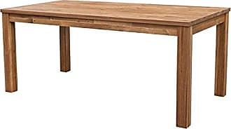 New Pacific Direct Tiburon 71 Dining Table,Solid Acacia Wood,Amber Brown