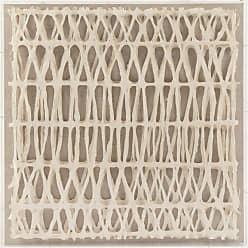 Zentique ZEN30200A Abstract Paper Acrylic Framed Art - ZEN30200A