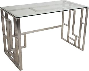 LumiSource Mandarin Desk - OFD-MNDR CL