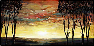 Art Maison Canada Sunset Times II Printed Canvas Wall Art - HAYANA093ONL