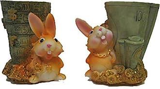 StealStreet SS-MU-AB166 3.5 Rabbit Jewelry Box