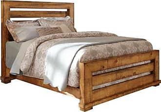 Progressive Furniture P608-34/35/78 Willow Bedroom Queen Distressed Pine