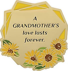 Grandmothers Love Multicolored AngelStar Visor Clip