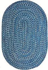 Capel Rugs 0301VS09021302420 Team Spirit Area Rug, 9 2 x 13 2, Light Blue Navy