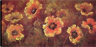 Art Maison Canada Orange Poppies III Wall Art - HAYIMP5199ONL