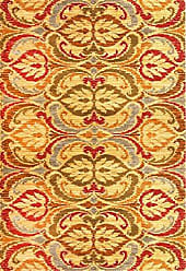 Kas Rugs KAS Oriental Rugs Lifestyles Collection Firenze Area Rug, 23 x 35, Gold