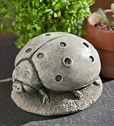 Campania International USA-Made Handcrafted Cast-Stone Dragonfly