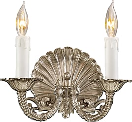 Metropolitan N9805-PC Two Light Wall Sconce in Polished Chrome finish