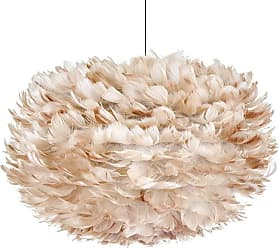 Umage 02066 Eos Plug In Eos 18 Feather Pendant in Light Brown Light