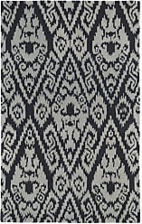 Kaleen Rugs Evolution Hand-Tufted Area Rug, Grey/Charcoal, 2 x 3