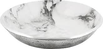 Julia Knight Eclipse Bowl - Marble Mist - 37.5cm