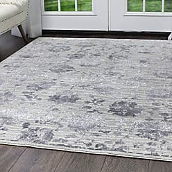 Home Dynamix 6046-451-2 Kenmare Marian Rug, 92x125 Rectangle, Gray