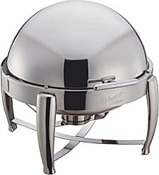 Winco USA Winco 103B Virtuoso Round Chafer, 6-Quart