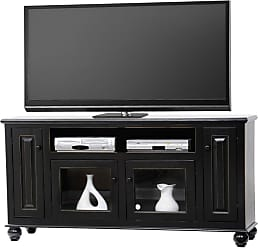 American Heartland 66 in. Deluxe Poplar Entertainment Console - Assorted Finishes - 65166EAM