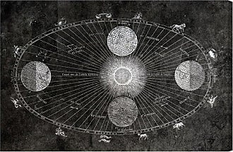 Hatcher & Ethan Cosmos Canvas Art - HE15122_60X40_CANV_XXHD_HE