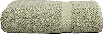 Linum Home Textiles Herringbone 100% Turkish Cotton Bath Towel