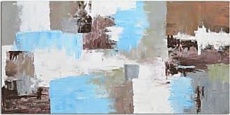 Omax Decor OMAX Decor Urban Reflections Original Oil Painting On Canvas - M 3154