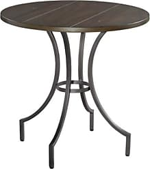 Hekman Furniture Homestead Primitive Round End Table