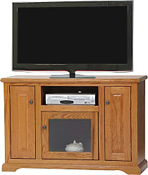 American Heartland 47 in. Deluxe Oak Entertainment Console - Assorted Finishes - 63847LT
