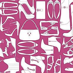 Portodesign Papel de Parede Vinílico Rolo Wallpapher WH2620 Porto Design Rosa