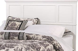 Home Styles Naples White King Headboard by Home Styles