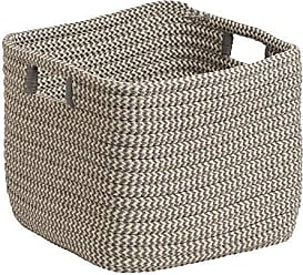 Colonial Mills Carter Basket, 14x14x12, Grey