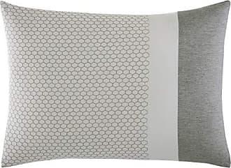 Revman International Vera Wang Tuille Floral Bedding, 15 x 20, Medium Grey