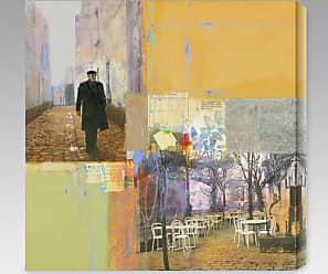 Gallery Direct Impressions of Paris III Indoor/Outdoor Canvas Print by Maureen Brouillette - NE37376
