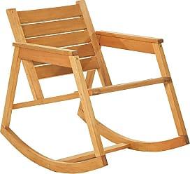 Mão & Formão Cadeira de Balanço Edith JatobáJatobá