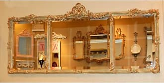 Hickory Manor House Georgian Mantel Mirror - 54W x 24H in