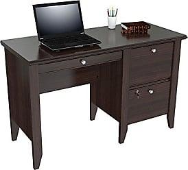 Inval America Inval ES-9303 Writing Desks, Espresso-Wengue