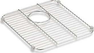 Kohler 14.13 X 12.81 in. Stainless Steel Sink Rack - K8339-ST