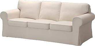 Attraktiv IKEA EKTORP, 3er Sofa, Lofallet Beige, Beige