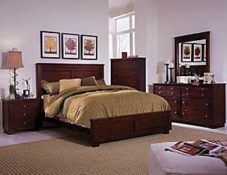 Progressive Furniture Diego Drawer Chest, 36 x 18 x 56, Espresso Pine