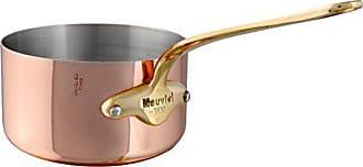 Mauviel 654812 1830-Couvercle monture fonte-654812-M250 Cuivre 12 cm