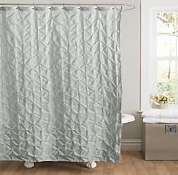 Lush Décor Lake Como Shower Curtain, Blue
