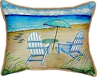 Betsy Drake SN997 Adirondack Small Indoor/Outdoor Pillow, 11 x14
