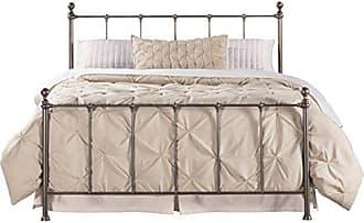 Hillsdale Furniture Furniture 1944FBF Full Bed Set, Black Steel