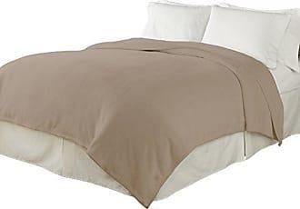 Ellery Homestyles Beautyrest Bordeaux Warming Technology Blanket, King, Taupe