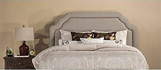 Hillsdale Furniture 1933-571 Carlyle Queen Headboard Light Taupe