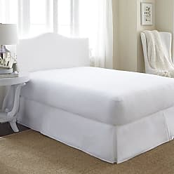 Noble Linens Waterproof Terry Cotton Mattress Protector by Noble Linens, Size: Queen - NL-MATTRENLPROT-QUEEN
