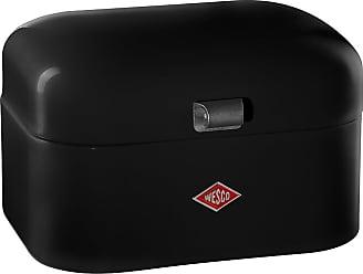 WESCO Single Grandy Bread Box - Black